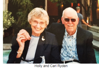 Holly and Carl Ryden