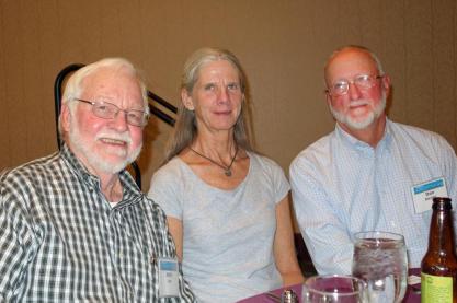 John, Alison & Dan