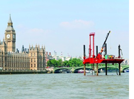 Thames Combined Sewer Tunneling