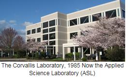 Corvallis Lab