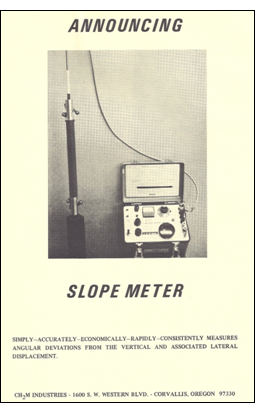 Announcing Slope Meter