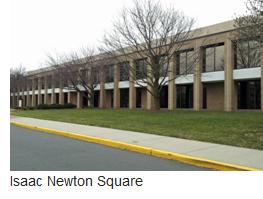 Isaac Newton Square